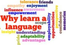 Learning Spanish, learning English / by Always Learning