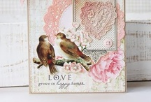 Cards-for the Birds / by Denette Stoll