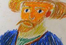 Van Gogh Portraits