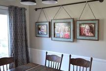 Mom Style: Grownup Spaces / Interior design inspiration for a chic, family-friendly home.