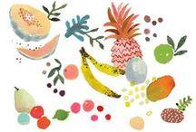 veggie & fruit beauty / by Marissa Burns