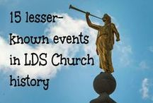 LDS Church History / by Deseret News