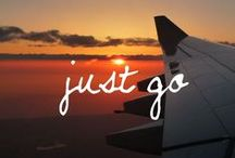 Lets Travel The World / Travelling