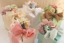 Tea Party Favors / This board includes favor ideas for bridal showers, baby showers, birthday parties, and garden parties.