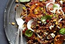 NOMU's Salad Recipes / Who says healthy can't be delicious?  http://www.nomu.co.za/recipes/lunch/salads/