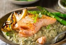 NOMU's Seafood and Fish Recipes