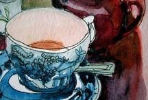 tea / TEA  To join, message me on facebook www.facebook.com/paintersknife