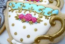 Tea Party Treats / Fabulous Foods to Serve at a Tea Party