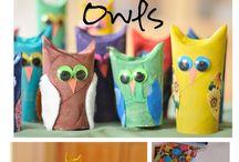 Kids Craft/School