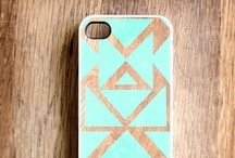 iPhone Cases / by Lindsey Mattia