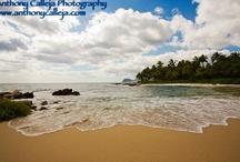 SECRET BEACH, OAHU, HAWAII