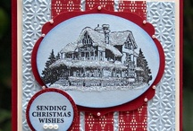 Cards-SU Christmas Lodge / by Denette Stoll