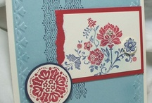 Cards-SU Fresh Vintage / by Denette Stoll