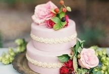 Beautiful Cakes / What's a tea party without cake?