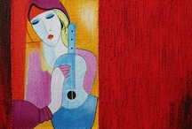 Art on Etsy / by Patsy's Patchwork