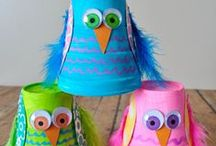 """Family Style: Crafting / We know you have a little """"do it yourself"""" in you. Check out these crafty DIY projects!"""
