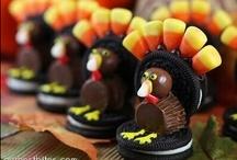 Thanksgiving Ideas / by Sue Pollreisz