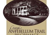 Antebellum Greek Revival / by Leona Eunice Gentry