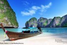 5 Star Wedding Honeymoons / 5 Star Wedding Honeymoons: http://www.5starweddingdirectory.com/luxury-honeymoon/