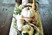 It's Fall, Ya'll  / Halloween and Thanksgiving Recipes, Decorating