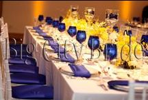 Dining in Style. / Wedding Reception | Big City Bride guides their clients through all the logistics of the wedding planning process. Through support and valuable insight the overwhelming planning process of becomes enjoyable!
