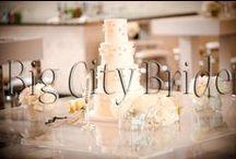 Wedding Cakes & Sweet Treats