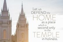 LDS General Conference / Images and quotes from LDS General Conference  / by Deseret News