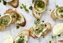 NOMU's Starters and Light Meal Recipes / Inspiration for the perfect canapé! http://www.nomu.co.za/recipes/entertaining/canapes-a-starters/