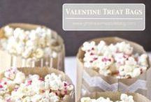 Valentine's Day Class Party Ideas / Valentine's Day Class Party Ideas | Valentine Printables | Valentine Games | Valentine Recipes | Valentine Crafts