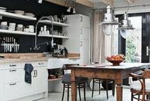 Kitchens & Dining / by JP Pickard
