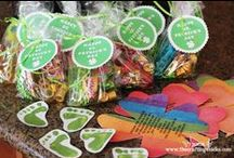 Naughty Leprechaun // The Crafting Chicks / All things St. Patrick's Day / by The Crafting Chicks