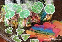 St. Patrick's Day DIY / St. Patrick's Day | DIY | Crafts | Printables | Games | Recipes | Parties | Preschool | Treats
