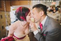 Real Wedding: Dani + Fei