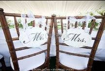 Real Wedding: Ashley + Grant / Real Weddings: Ashley and Grant #bigcitybride wedding planning. Photo Credit: Riverbend Studio