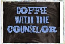 Coffee with the Counselor Resources / by Lacy Lovelace