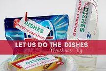 Neighbor Gifts DIY / diy neighbor gifts | christmas | gifts | handmade gifts | neighbor treats | christmas gifts