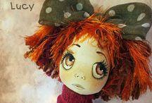 Dolls / cloth dolls