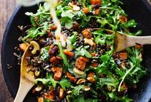 Food: Salads & Bowls / by JP Pickard