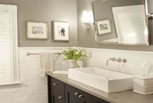 AW Master Bathroom / by Courtney Coover