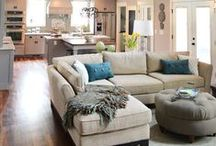 AW Living Room / by Courtney Coover