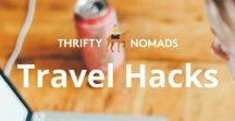 TRAVEL HACKS / What is a travel hack? It's a sneaky tip, trick, or advice that saves you time & money!   Contributors welcome. Please only pin travel HACKS. If pinning generic travel posts, top 10 guides, restaurant reviews etc you will be removed from the board in order to keep it on topic. Safe travels!