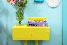 Ideias de decoração faça você mesmo / Posts do blog Customizando sobre decoração e DIY
