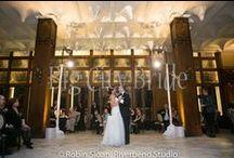 Real Wedding: Eileen + Mike / Real Weddings: Eileen + Mike #bigcitybride wedding planning. Photo Credit: Riverbend Studio