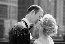 Real Wedding: Nerina + Ned / Real Weddings: Nerina + Ned #bigcitybride wedding planning. Photo Credit: Riverbend Studio
