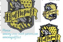 PdC: Harry Potter / Patrones disponibles para hacer a punto de cruz de Harry Potter.
