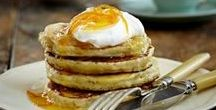 NOMU's Top Pancakes and Toppings! / We're celebrating Shrove Tuesday with our favourite pancake and topping recipes!