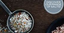 NOMU Salt Products / The Definitive Guide to NOMU Salt Products! See our full range of flavoured and general purpose salt blends, with delicious recipes. Read all about the differences on our blog, at https://blog.nomu.co.za/product-news/the-definitive-guide-to-nomu-salt-products