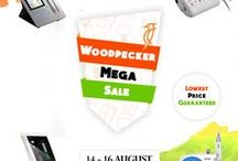 Woodpecker Mega Sale! / Independence day special Mega Sale on all Dental Gagdets of Woodpecker Brand!