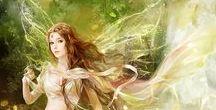 fantasía / Seres mágicos