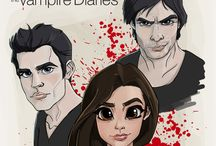 The vampire diaries and the original